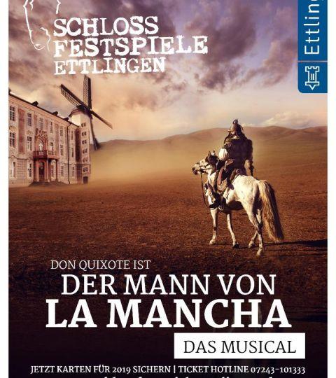 """Aldonza im Musical """"Der Mann von La Mancha"""""""